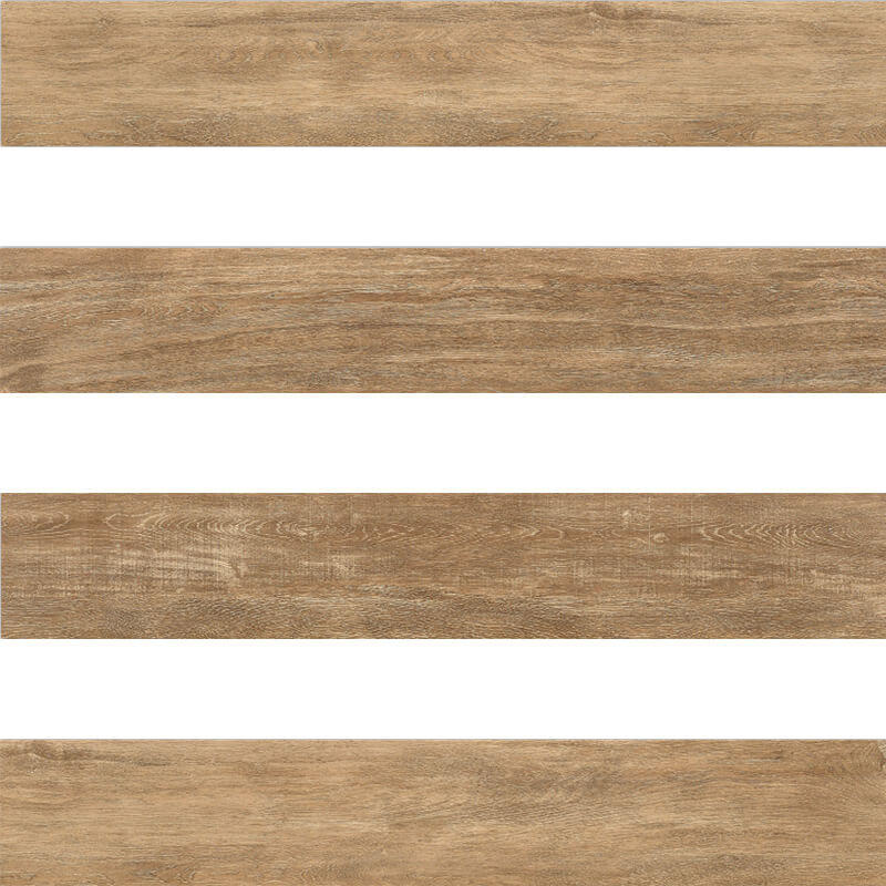 F320116 Morandi glacier Oak wood porcelain tile