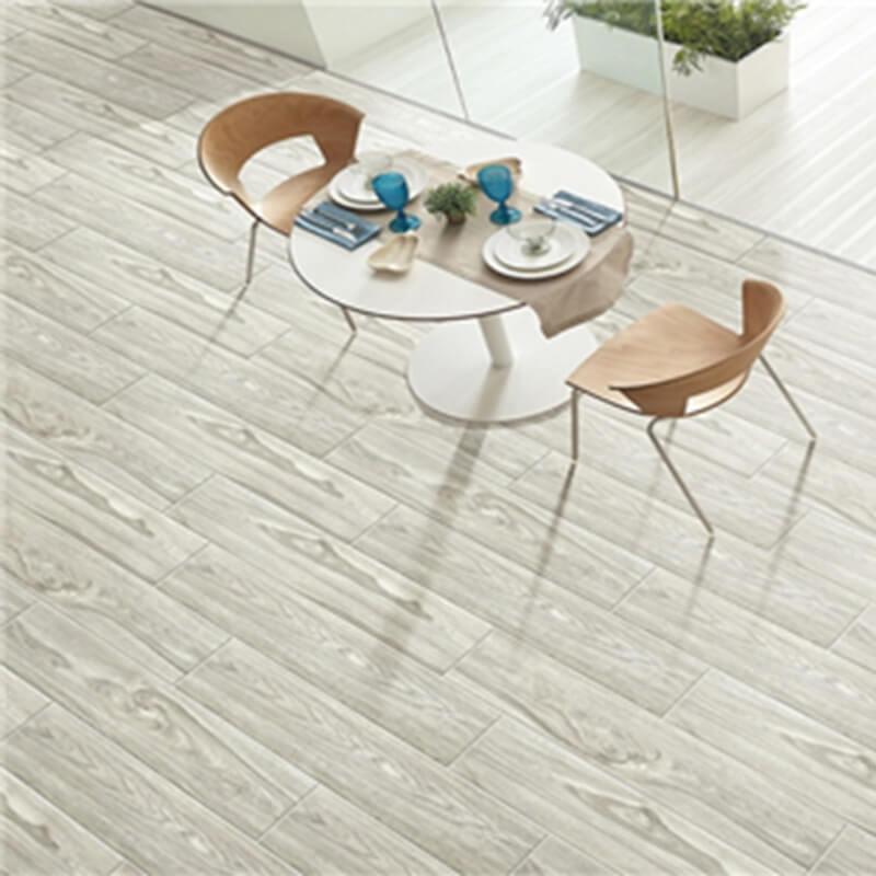 F320382 Morandi spring wood look porcelain tile