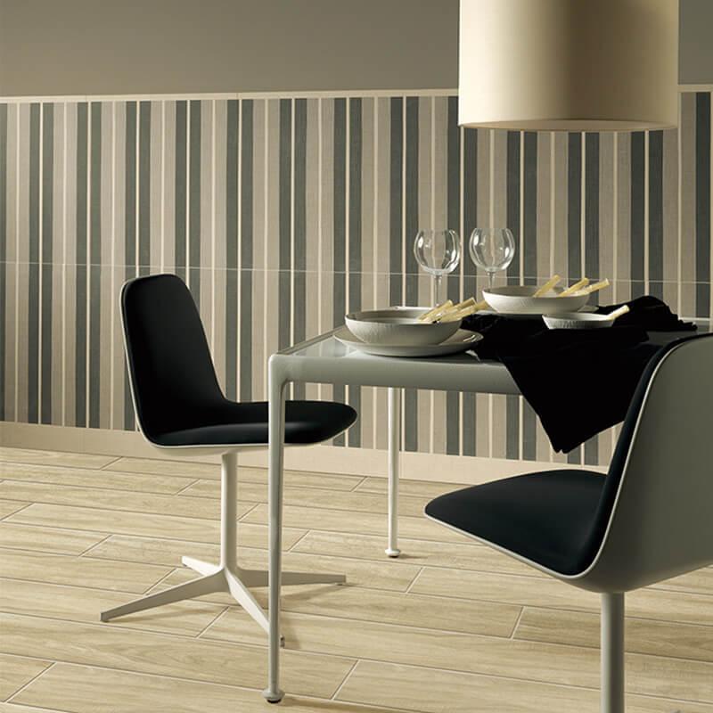 F320806H Morandi maple wood porcelain tile