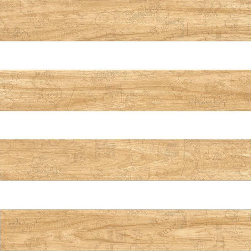 F320802H Morandi maple wood porcelain tile