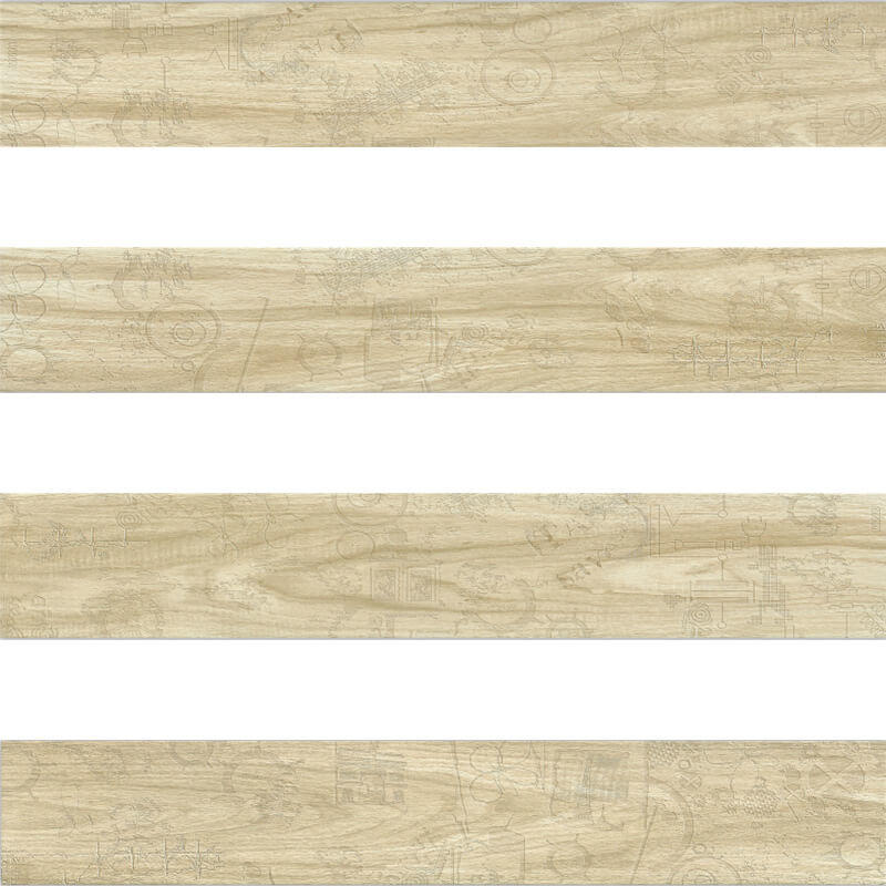 F320803H Morandi maple wood porcelain tile