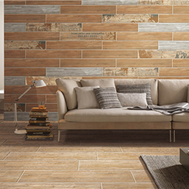 Morandi years wood porcelain tile FN915893
