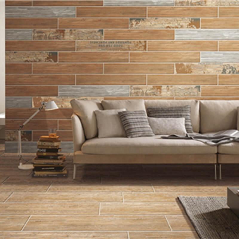 Morandi years wood porcelain tile FN915893