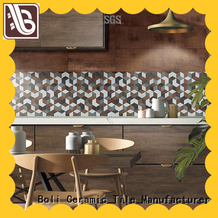 high hardness Modern Floor Tile New Collection dry best price for kitchen