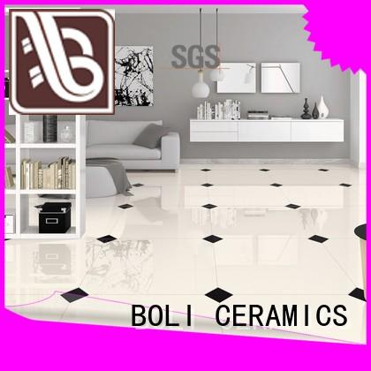 BOLI CERAMICS high hardness polished porcelain tiles on sale for bathroom