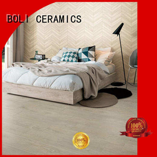 BOLI CERAMICS superior grey wood look tile best quality for bathroom