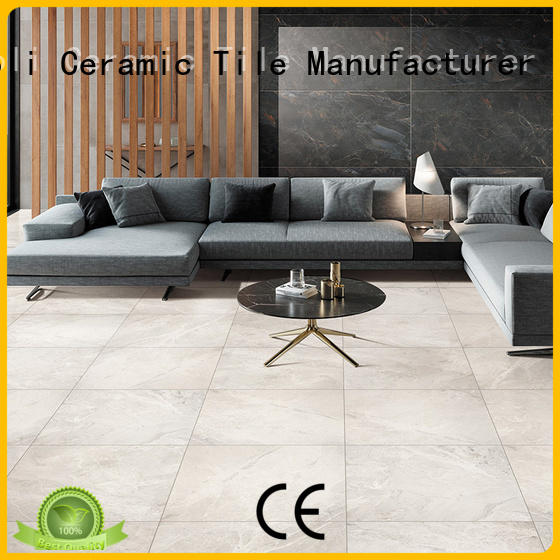 BOLI CERAMICS lasting fashion 600x600marble Floor Tile free sample for bathroom