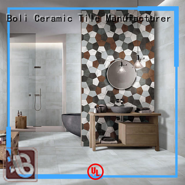 BOLI CERAMICS 24x24 Modern Floor Tile New Collection order now for toilet