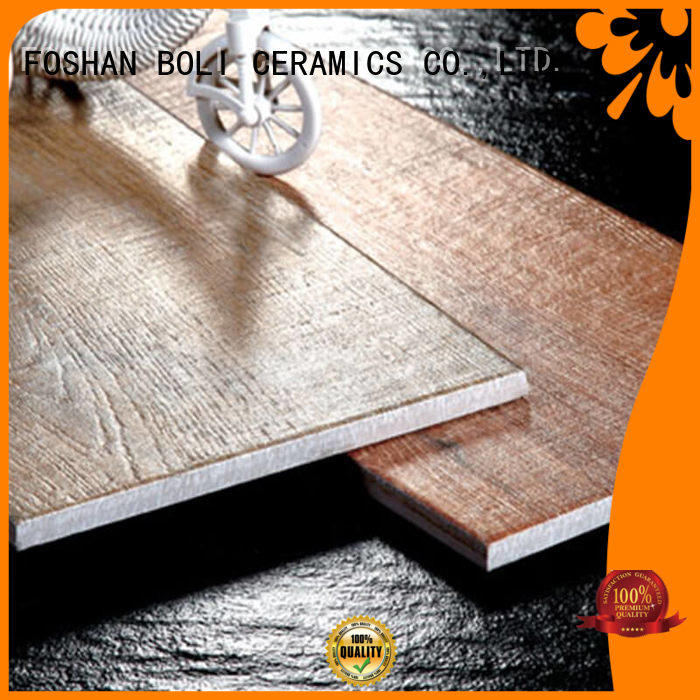 BOLI CERAMICS flooring grey wood look tile free sample for exterio wall