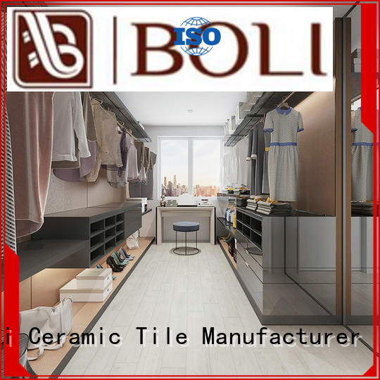 BOLI CERAMICS superior grey wood look tile free sample for living room