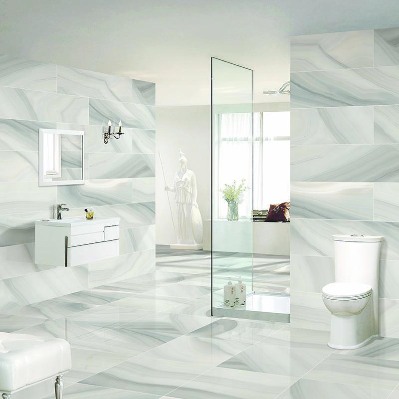 Agate 24x48 marble floor tile/big size polished porcelain wall /floor tile Agate beige FP8126A83