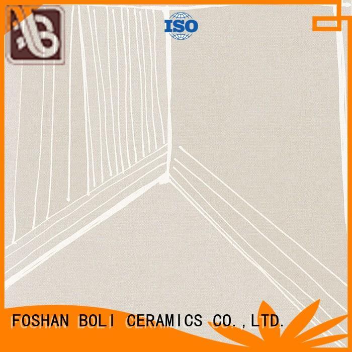 BOLI CERAMICS Brand room plato linen tile 24x24 factory