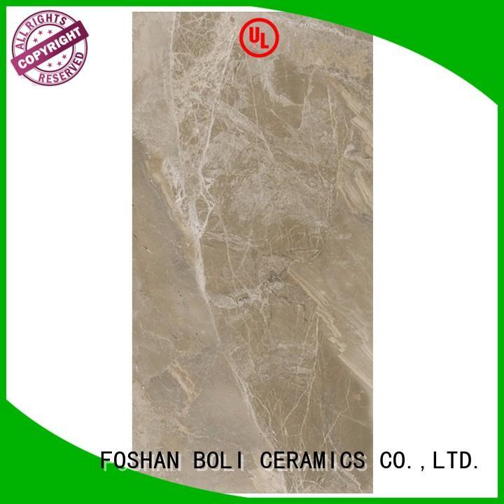 Hot tiles marble floor tile full beige BOLI CERAMICS Brand