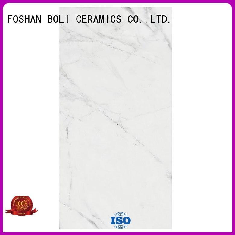 Hot marble floor tile pocelain BOLI CERAMICS Brand
