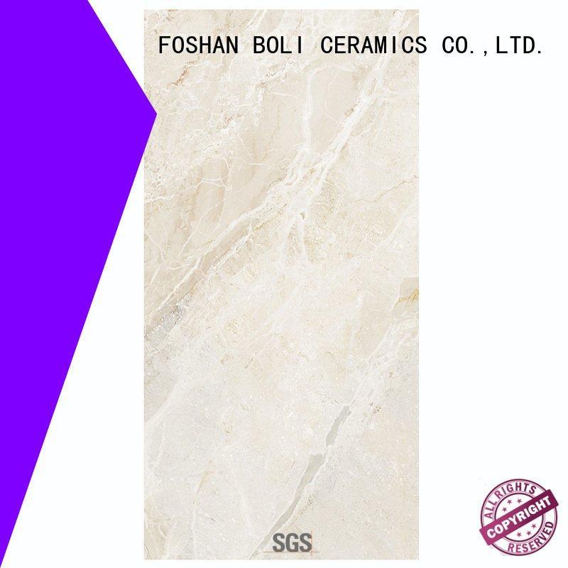 BOLI CERAMICS Brand rare full look marble floor tile donamita