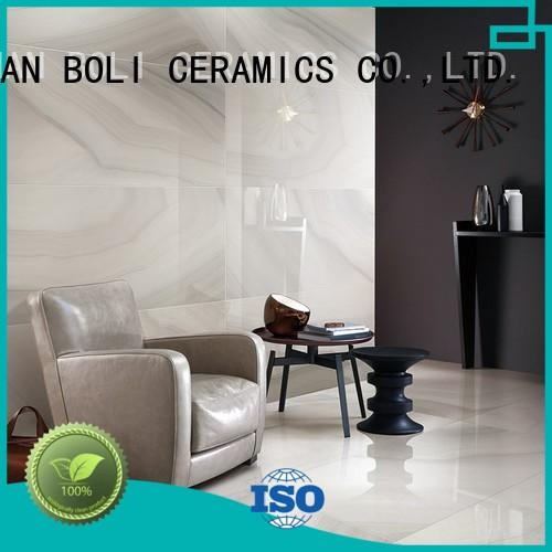 BOLI CERAMICS fp8126b01 Marble Floor Tile bulk production for bathroom