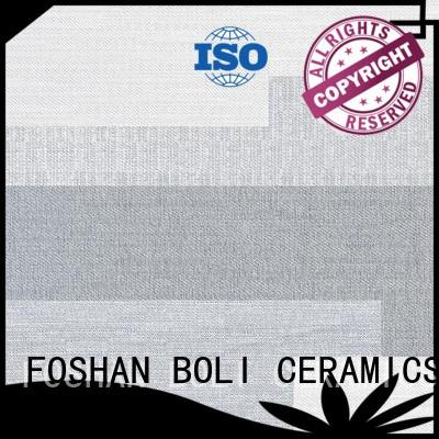 fabric look tile look linen tile BOLI CERAMICS Brand