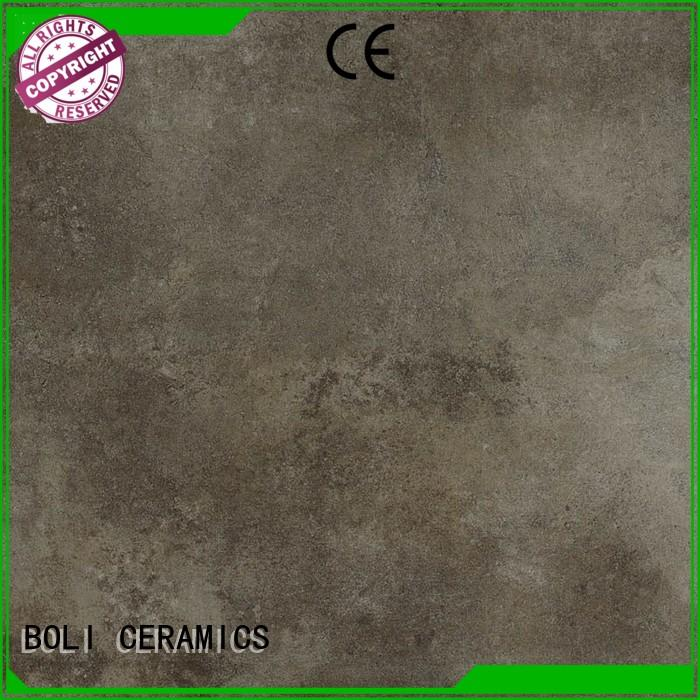 BOLI CERAMICS non-absorbent concrete effect tiles best quality for indoor anti space
