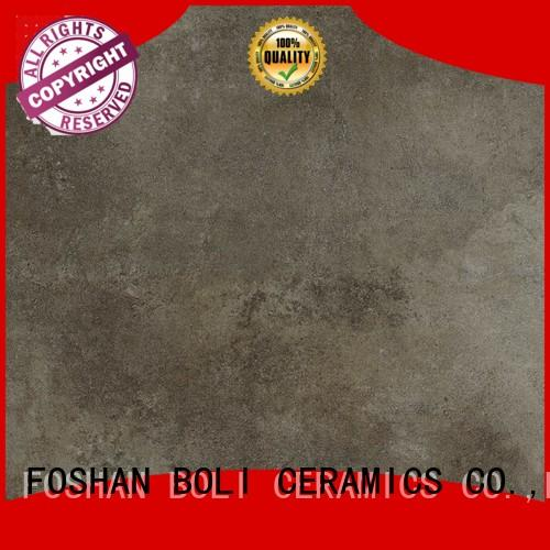 accidental concrete look porcelain tile matte BOLI CERAMICS company