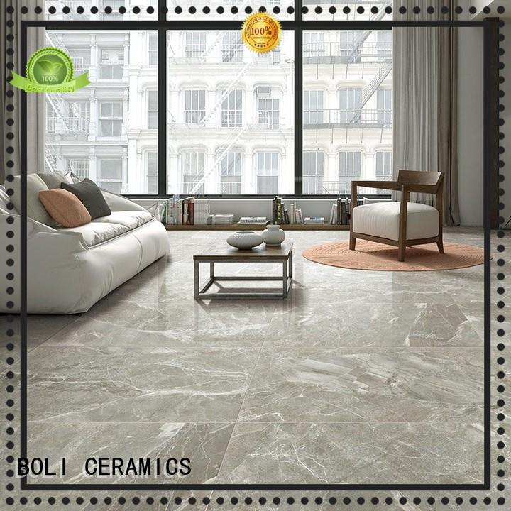 BOLI CERAMICS look Marble Floor Tile producer for living room