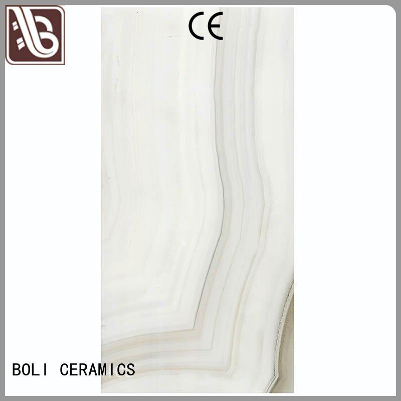 BOLI CERAMICS light Marble Floor Tile for toilet