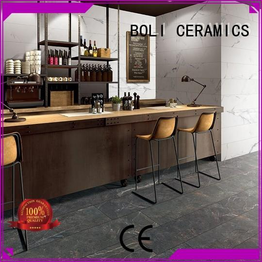 BOLI CERAMICS 24x48 Marble Floor Tile best price for toilet