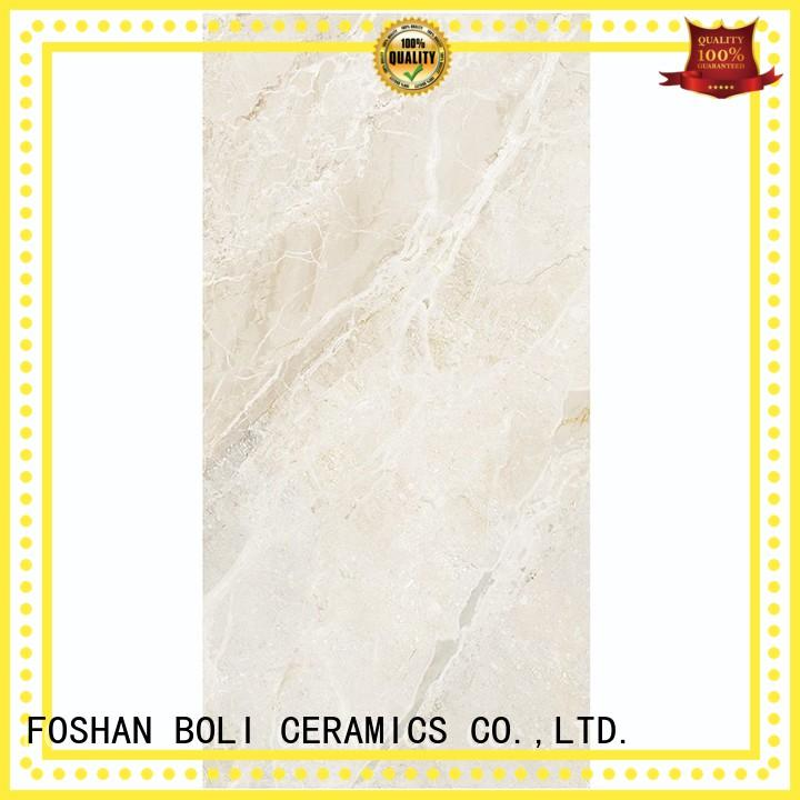 Hot porcelain marble floor tile carrara rare BOLI CERAMICS Brand