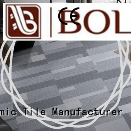 BOLI CERAMICS luxury linen floor tile best price for living room