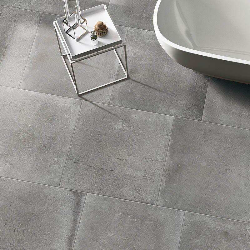Multi-pattern anti-skid cement tile ,industrial trend cement tiles F7686