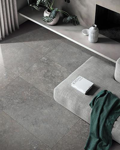 CFL12692 Durable Hot Sales Big Size 600*1200mm Gray Color Modern Porcelain Tile For Balcony