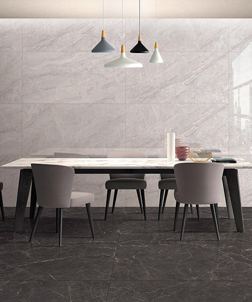 CFPFH15307A 30*60 Inches Big Size Hot Sale Ceramic Polished Floor Tiles Non-Slip Living porcelain Room Floor Tile In Stock