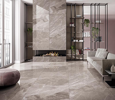 CFPKY15211A Italy Design 30x60 Inches Anti Slip Tile Cream Red Color Ceramic Polished Surface