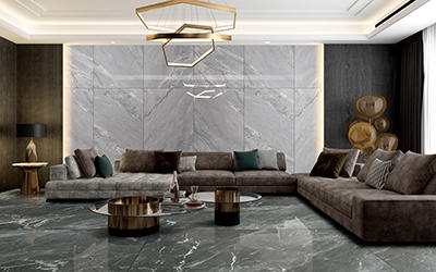 CFPTD918007 Foshan Suppliers Sales Glazed Polished Indoor Porcelain Tiles 36x72 Inches Big Size Fashion Floor Tile