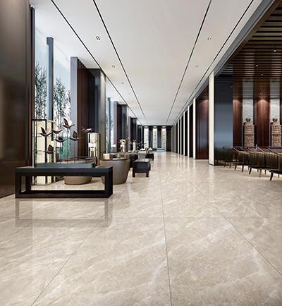 CFPLM15108A Anti Slip And Durable Floor Ceramic Tile 1500*750mm Polished Surface Modern Bathroom Ceramic Tile