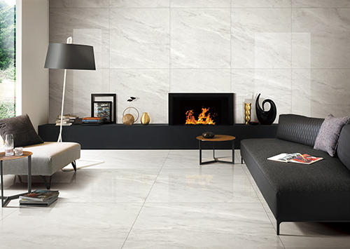 CFPLM9903 Hot Sales Big Size Outdoor Floor Tile Beautiful Color Marble Look Porcelain Tile 900*900mm