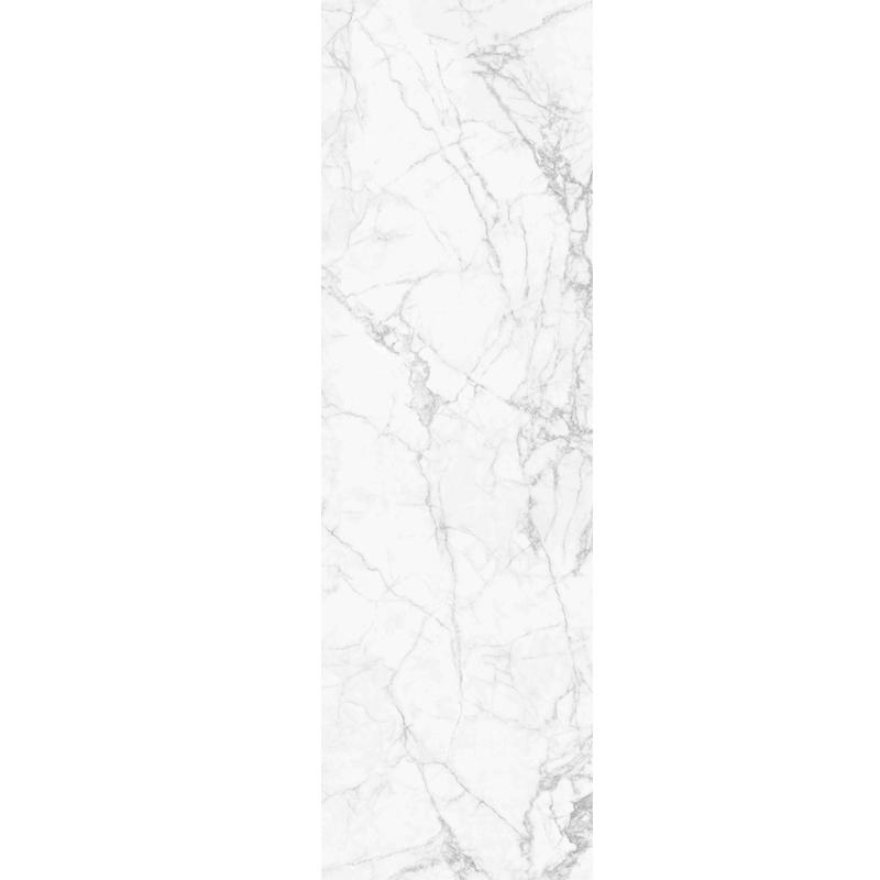 SH6008 Newest Arrivals Big Size 800x2600mm Italian Carrara White Design Full Body Polished Porcelain Marble Floor Tiles