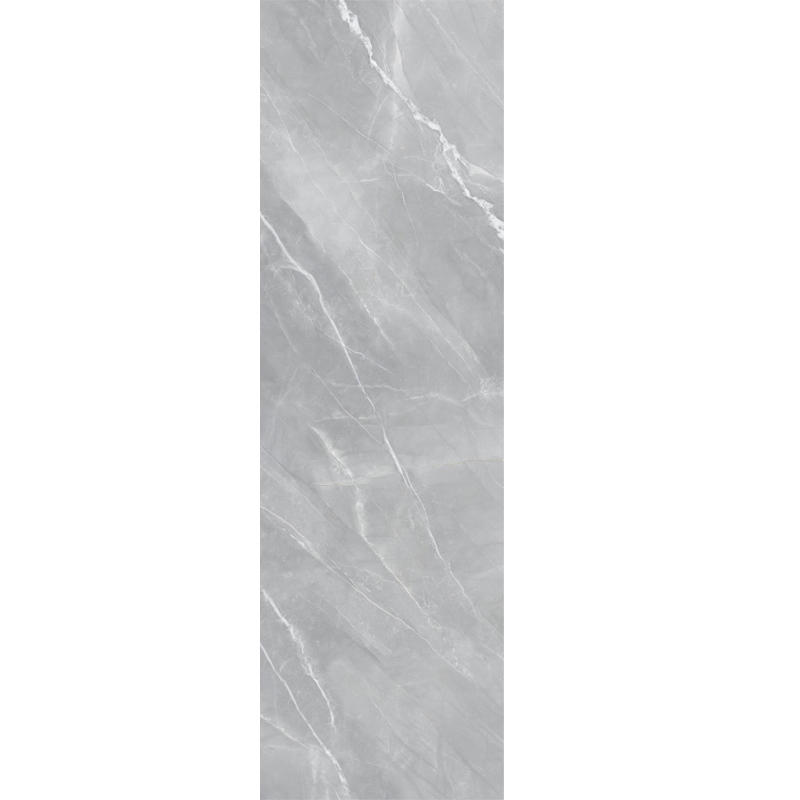 800*2600 Marble Porcelain Tiles Grey Color Foshan High Quality Tiles Big Size