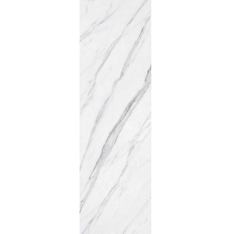 800*2600mm Big Tile Size Large Format White Wall Tile Calacatta Porcelain Tile