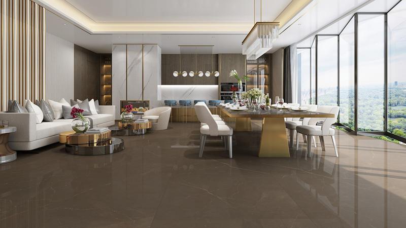 Foshan Tiles 1200x2400mm Big Ceramic Large Slab Wall Panel