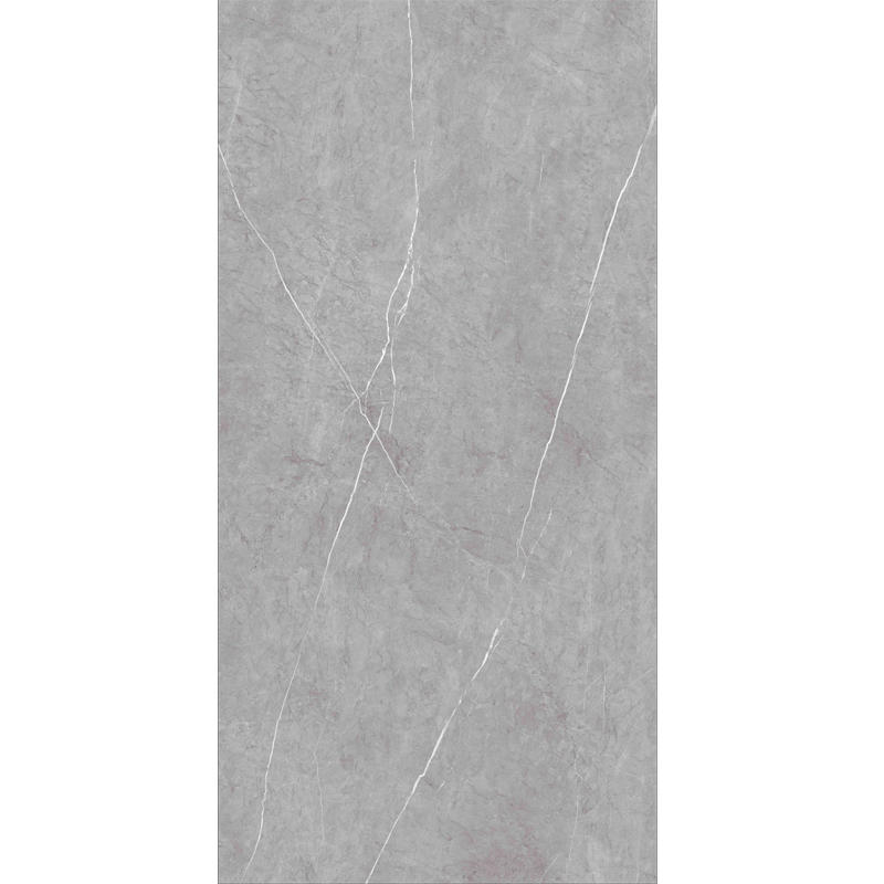 600x1200MM Grey Large Porcelain Slabs Big Size floor Restaurant Tiles