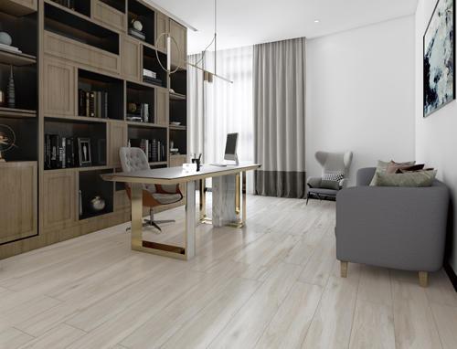 Royal teak floor tile F12212