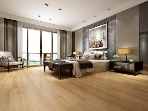 Mississippi pecans wood look floor tile FA12265