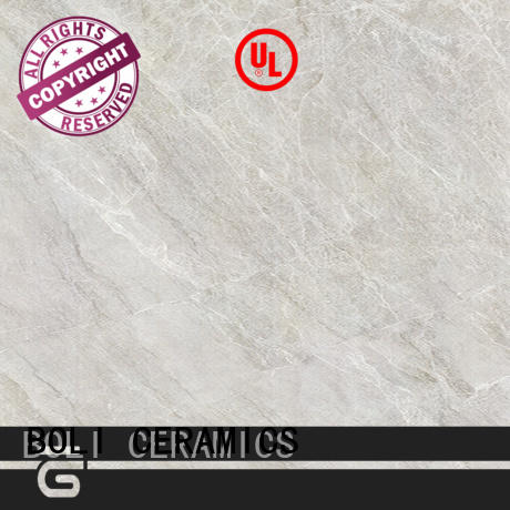 BOLI CERAMICS polished floor tiles from manufacturer for relax zone